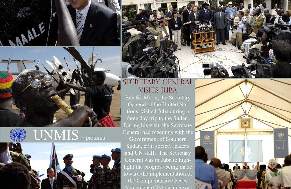 2007 Sudan In Pictures Unmis