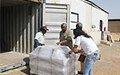 Ballot papers arrive in Southern Kordofan