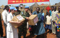 Chinese donate medicine and food to Wau orphanage