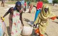 Fleeing conflict in Abyei