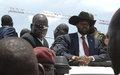 Kiir urges free referenda campaigning
