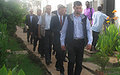 German foreign minister visits Juba