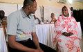 Ex-combatants become HIV peer educators