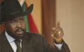 Kiir urges southerners to focus on nation building