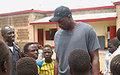 Basketball player rehabilitates school