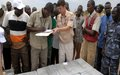 Ballots delivered to Nagero, Western Equatoria