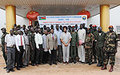 Senior SPLA officers receive human rights training