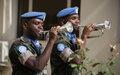 UNMIS commemorates fallen peacekeepers