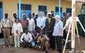 UNMIS inaugurates Upper Nile State Referendum Support Base