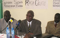 Wau referendum sub-committee members sworn in