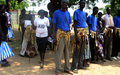 Juba prepared for independence