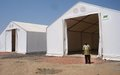 UN hands over election warehouse in Malakal