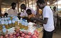 Food prices jump in Juba
