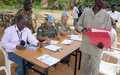 06 August - Julud demobilisation centre goes operational