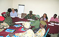 SPLA officers train on child rights