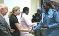 Sudanese and UN female police trained in gender based violence