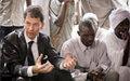 Swedish ambassador meets parties in Abyei
