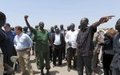 UNMIS and GoSS officials visit Malakal