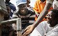 UNMIS repairs hand-pump for Misseriya nomads
