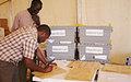 Upper Nile distributing referendum materials