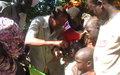 Polio immunization campaign held in Wau
