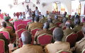 Prison officers trained in Wau