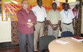 Polio eradication efforts continue in Southern Sudan