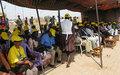 Polio campaign kicks off in Malakal