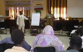 Inter-faith Conflict Transformation workshop held in Malakal