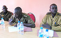 Equatorian prison officers trained in court liaison