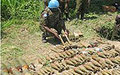 Kenyans demolish explosives in Aweil