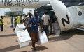Ballot box retrieval begins in Upper Nile