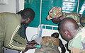 Malakal JIU trained in field first aid