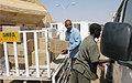 Referendum books and training kits arrive in Khartoum